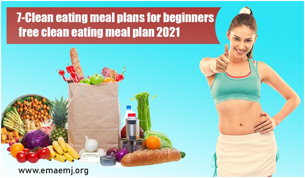 Clean eating meal plans for beginners | free clean eating meal plan