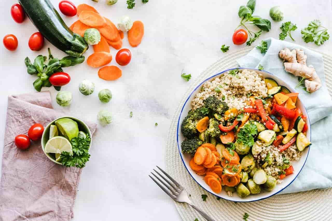 What is Mediterranean Diet Food List
