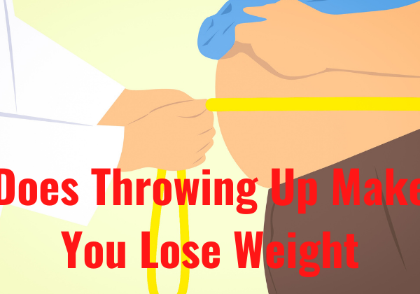 Does Throwing Up Make You Lose Weight